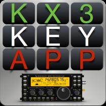 KX3 Key App Icon LARGE